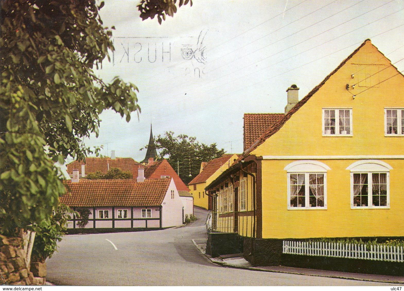 - DANEMARK. - Bornholm.  Svaneke. - - Danemark