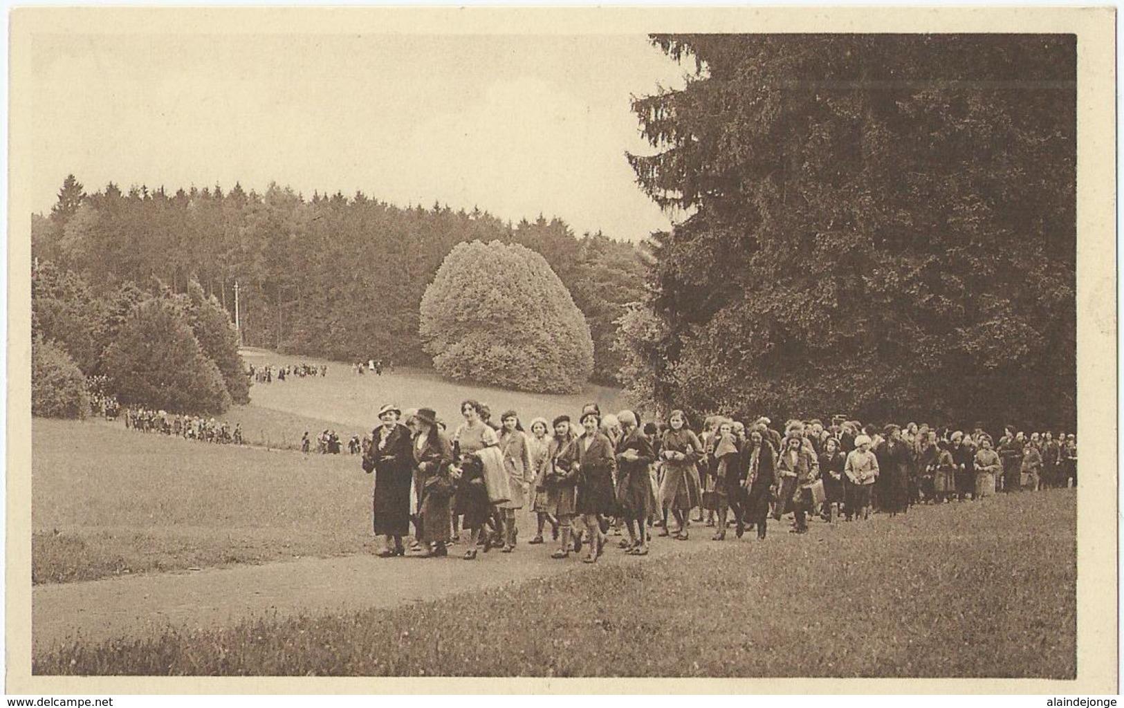 Château D'Ardenne - Promenade Dans Le Parc - Kasteel Van Ardenne - Wandeling In Het Park - Collection Train Radio - Houyet