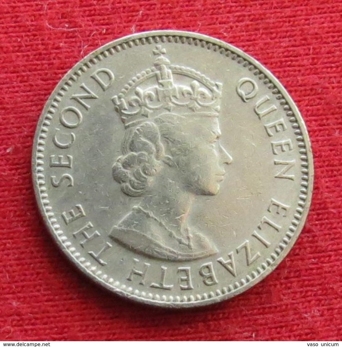 Africa East 50 Cents 1956 H - Monnaies