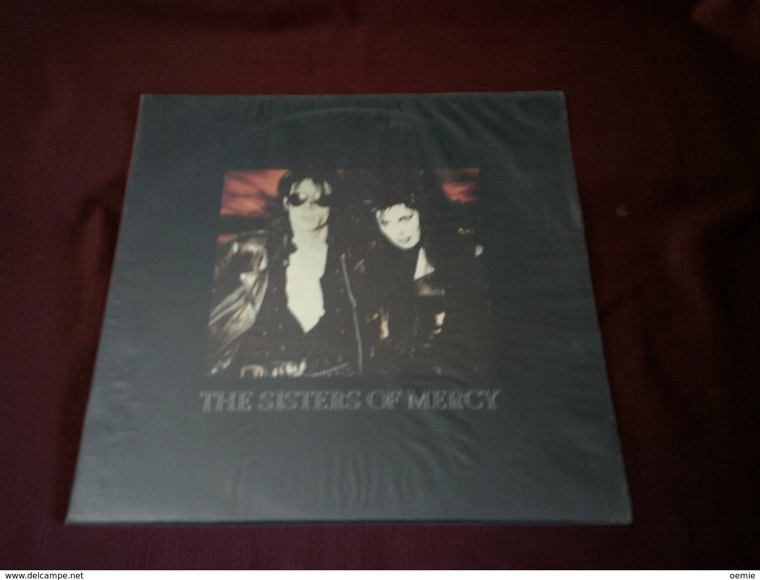 THE SISTERS OF MERCY ° THIS CORROSION - 45 T - Maxi-Single