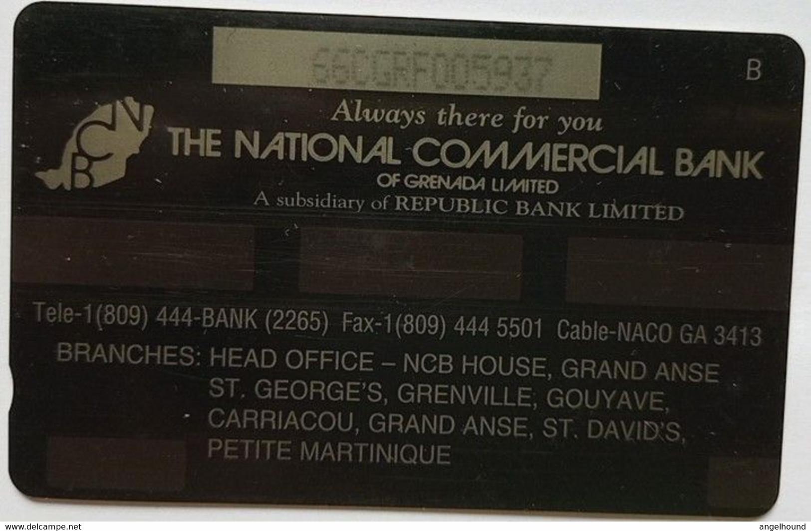 66CGRF  National Commercial Bank EC$20 - Grenada