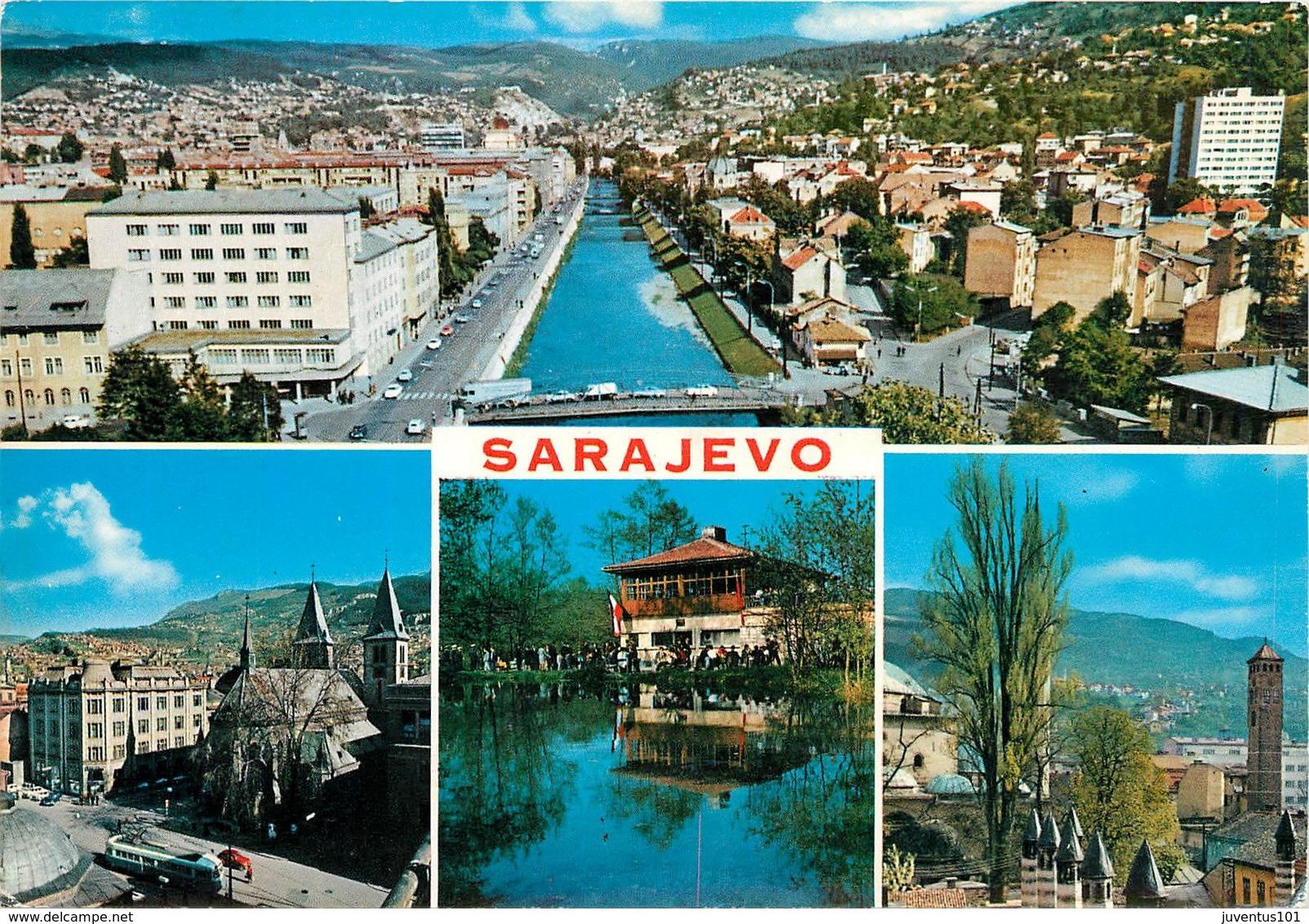 CPSM Sarajevo                       L2782 - Bosnie-Herzegovine