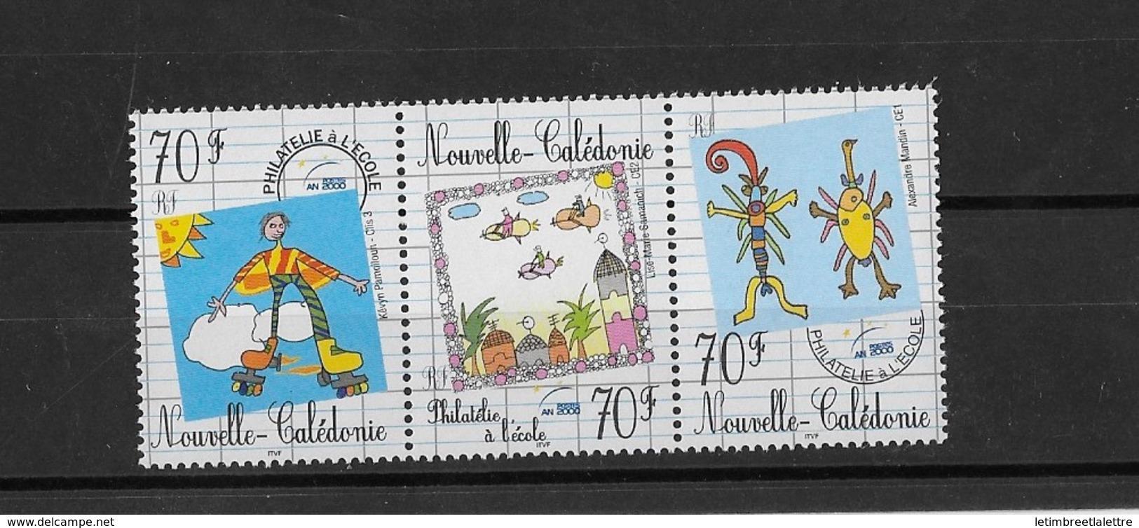 Nouvelle-Calédonie N° 831/833** - Nueva Caledonia