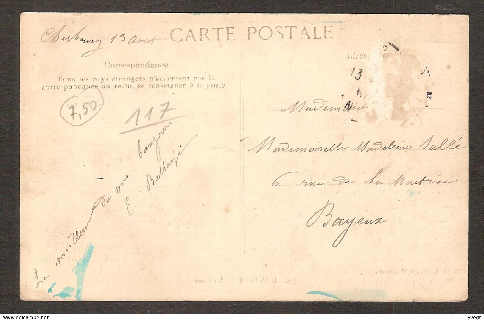 - 79 - URVILLE  ( 50 Manche )  La Gare ( Edit. L. Gavet ) - France