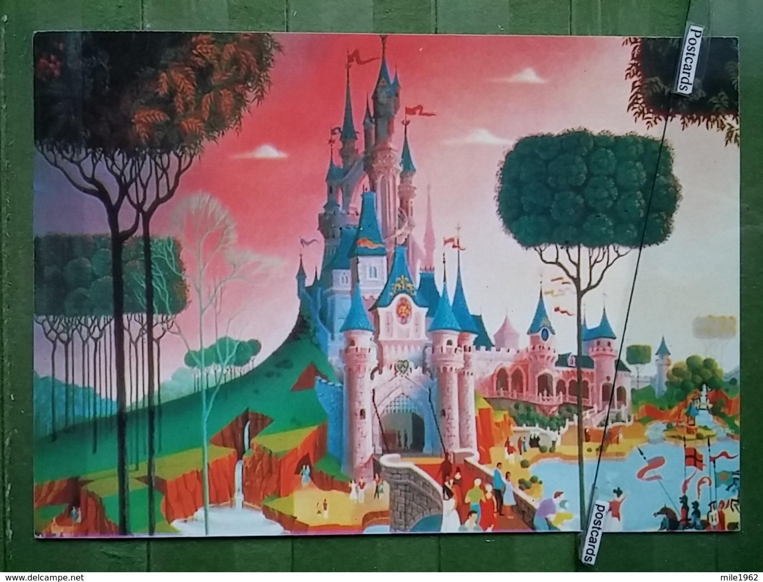 Kov 1148 - Disneyland Paris - Disneyland