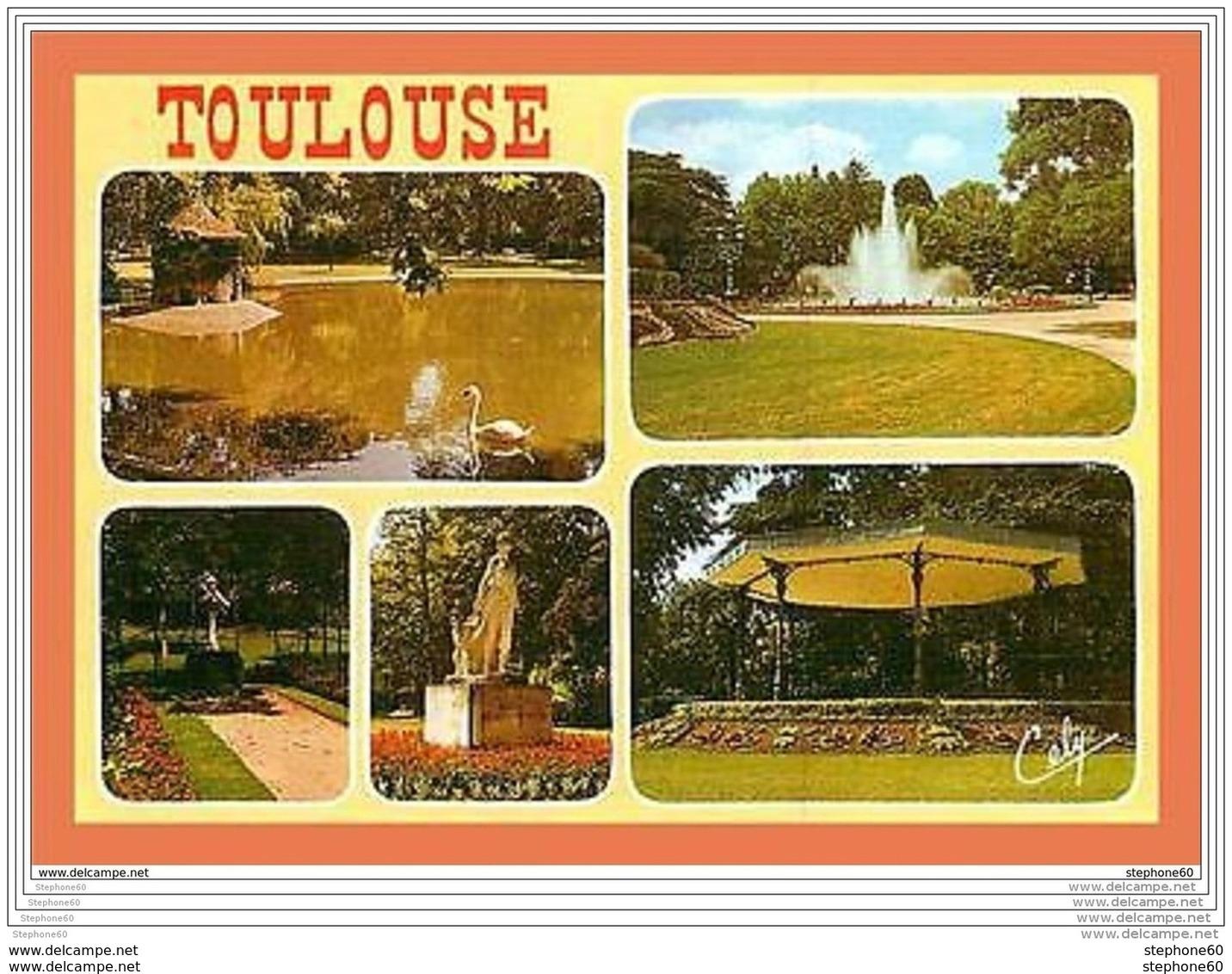 A431/213 31 - TOULOUSE Multivues - Non Classés