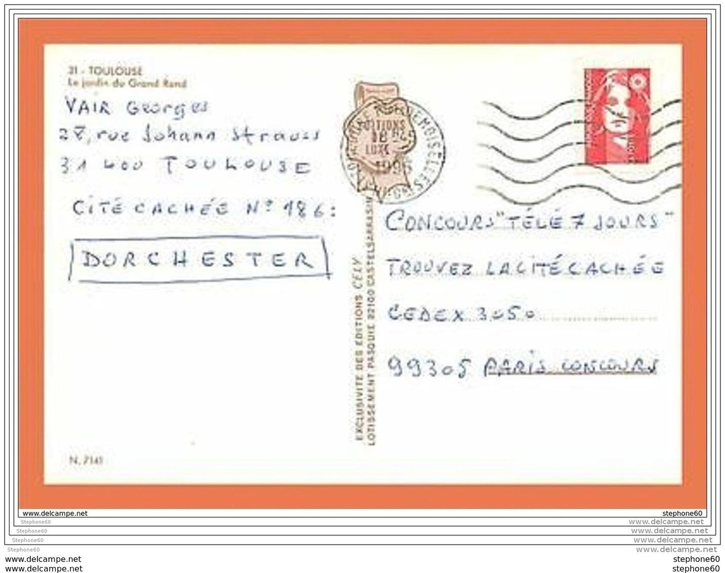 A431/213 31 - TOULOUSE Multivues - France