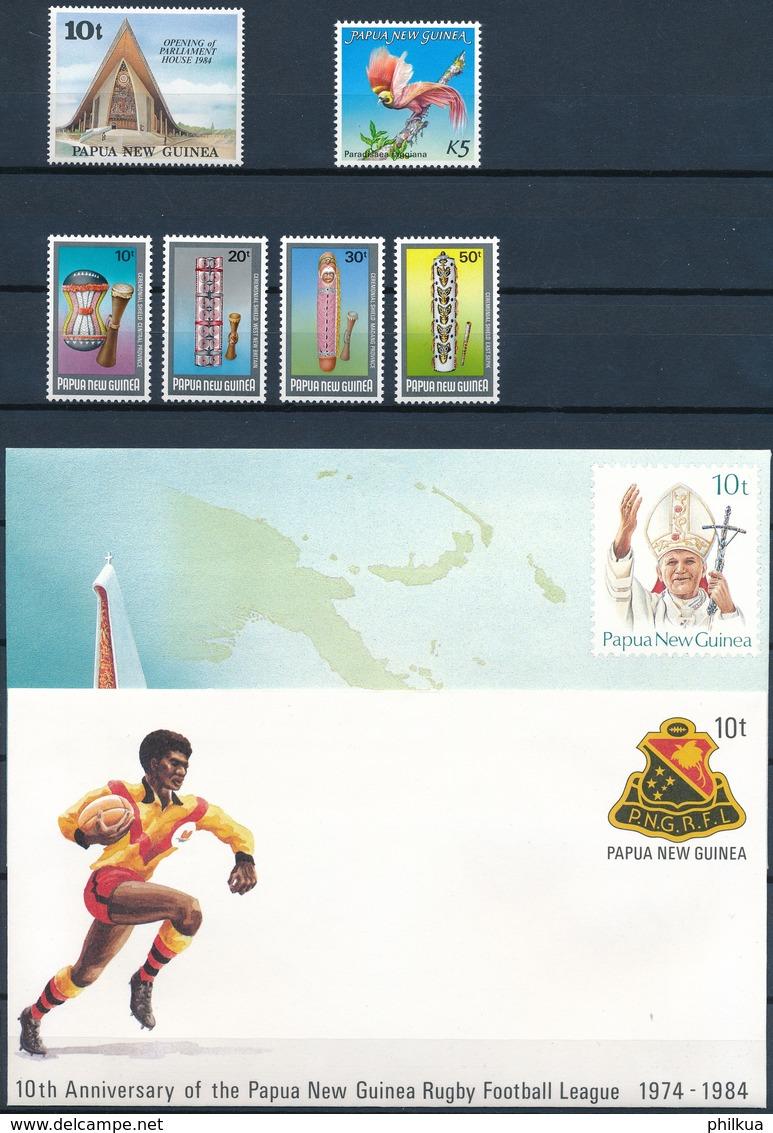 PAPUA-NEWGUINEA Lot Postfrisch/** - Papouasie-Nouvelle-Guinée