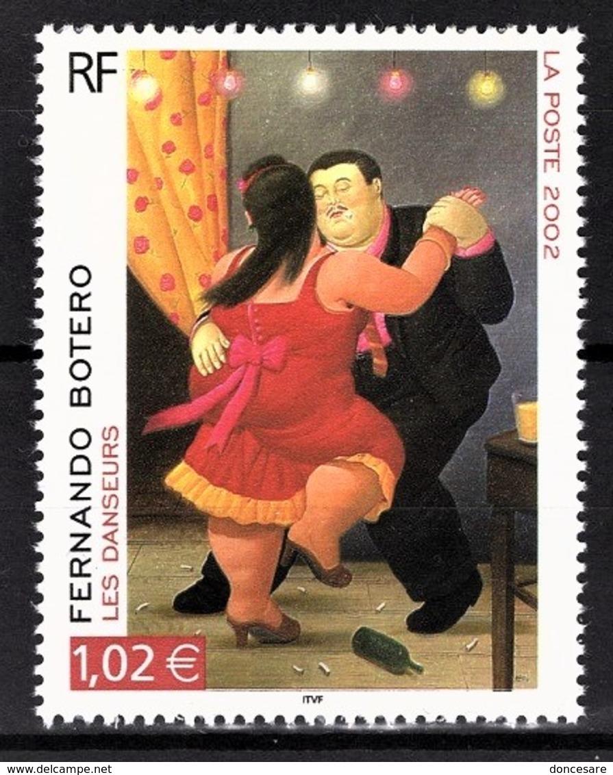 FRANCE 2002 -  Y.T. N° 3482 - NEUF** - Frankreich