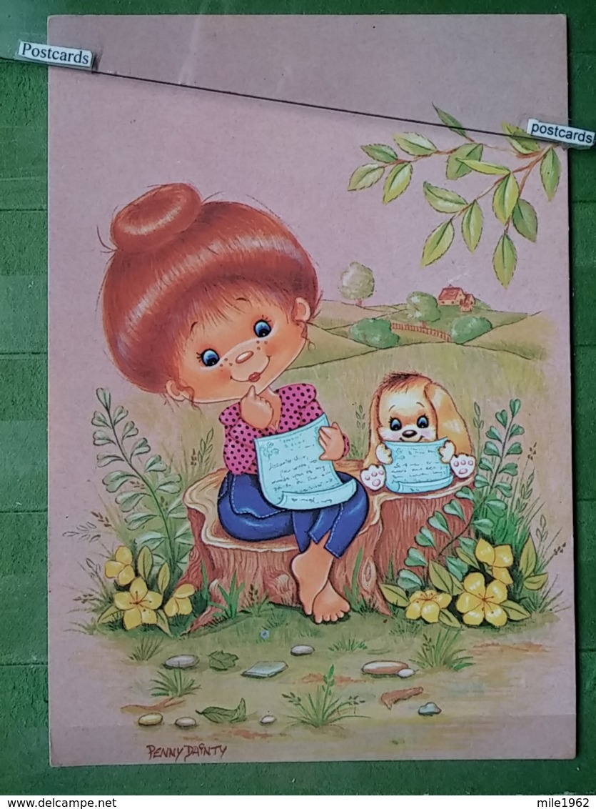 Kov 9-3 - Children, Enfant, Dog, Chien, Ed Companions - Enfants