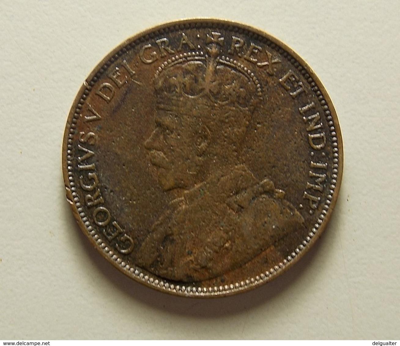 Canada 1 Cent 1913 - Canada