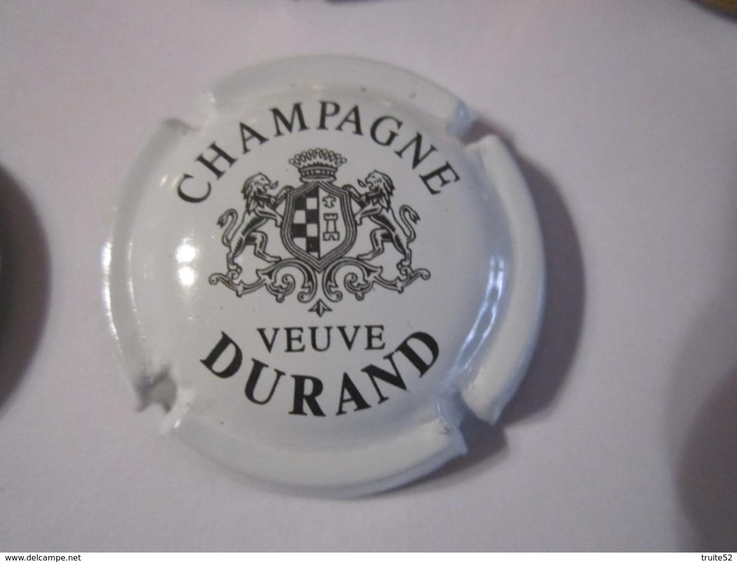 LOT DE 20 CAPSULE DE CHAMPAGNE (voir Photos Individuelles) - Champagne