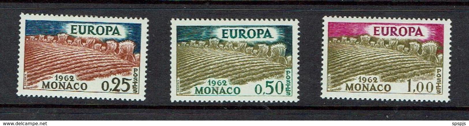 MONACO...1962..mh - Monaco