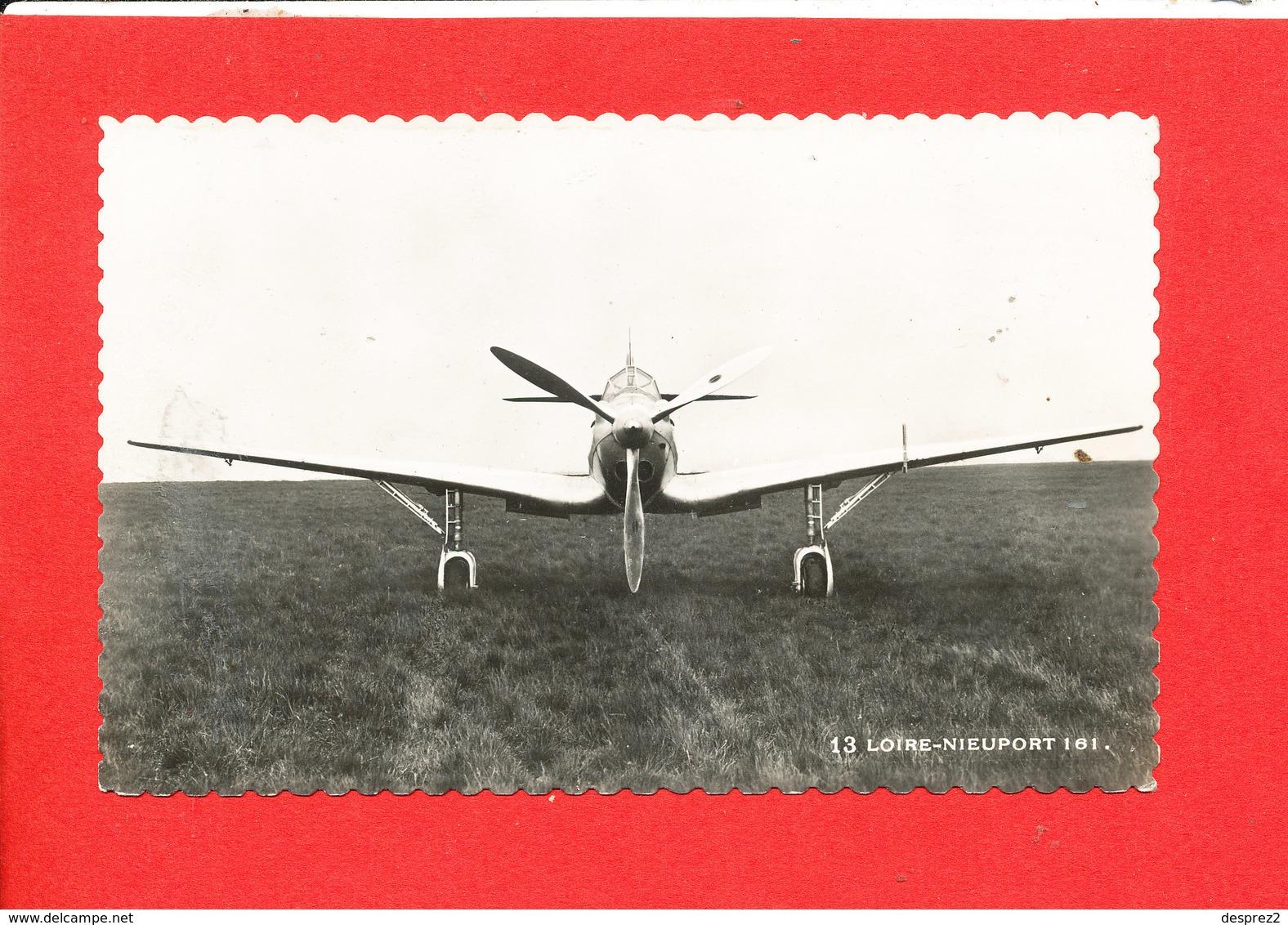 AVION LOIRE NIYUPORT 161    * Cpsm 13.5 Cm X 8.5 Cm - 1946-....: Ere Moderne