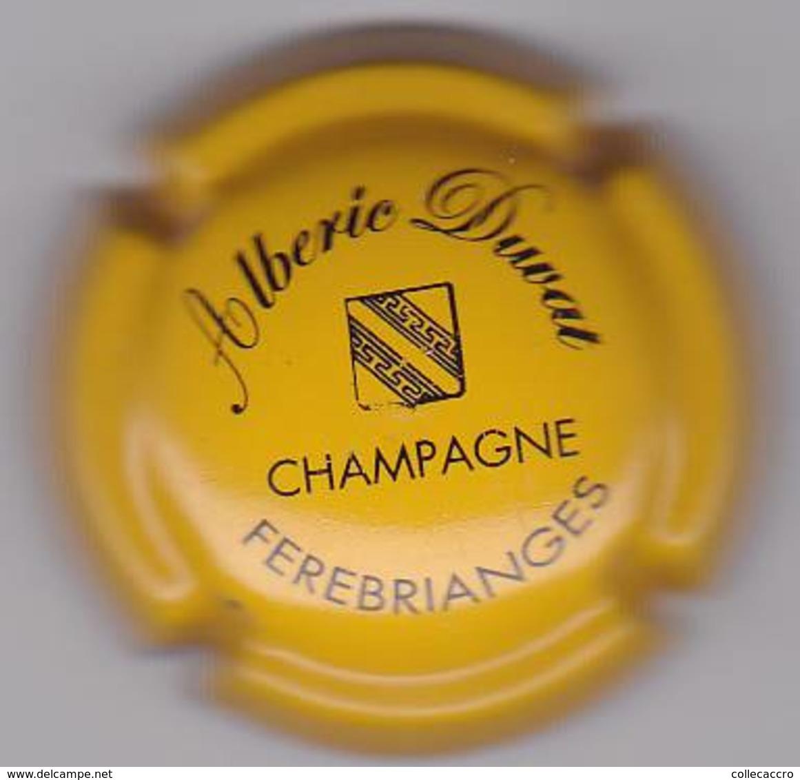 DUVAT ALBERIC N°8 - Champagne
