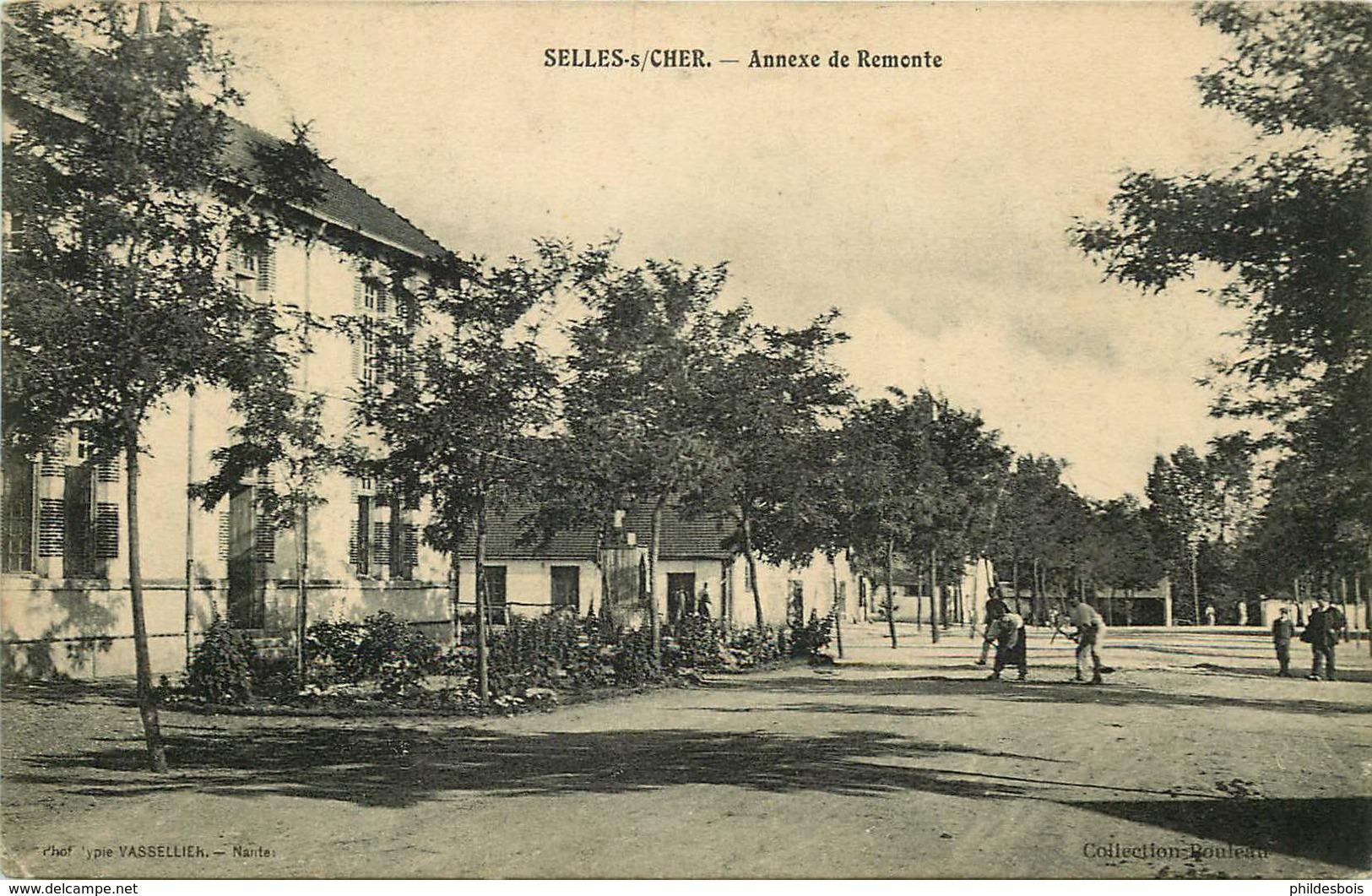 LOIR ET CHER  SELLES SUR CHER  Annexe De Remonte - Selles Sur Cher