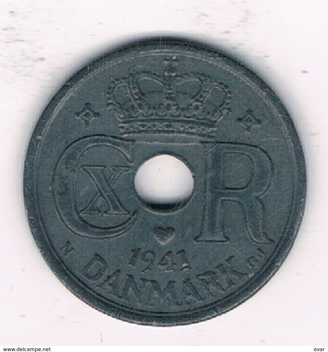 25 ORE  1941 DENEMARKEN /1460// - Dänemark