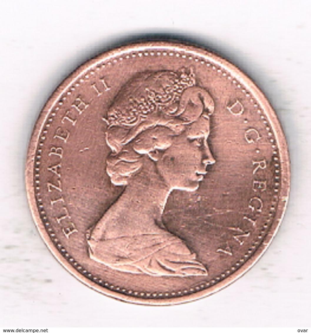 1 CENT 1967 CANADA /1466/ - Canada