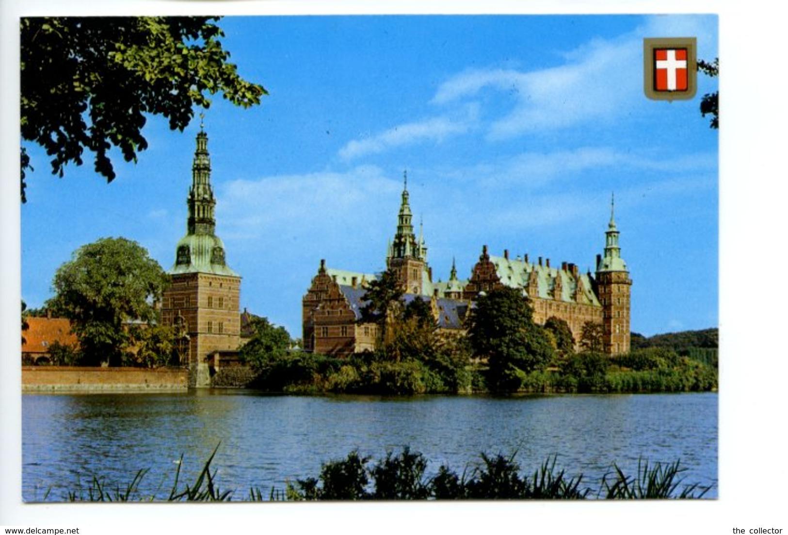 Piece Sur Le Theme De Danemark - Schloss Frederiksborg - Non Voyagee - Danemark