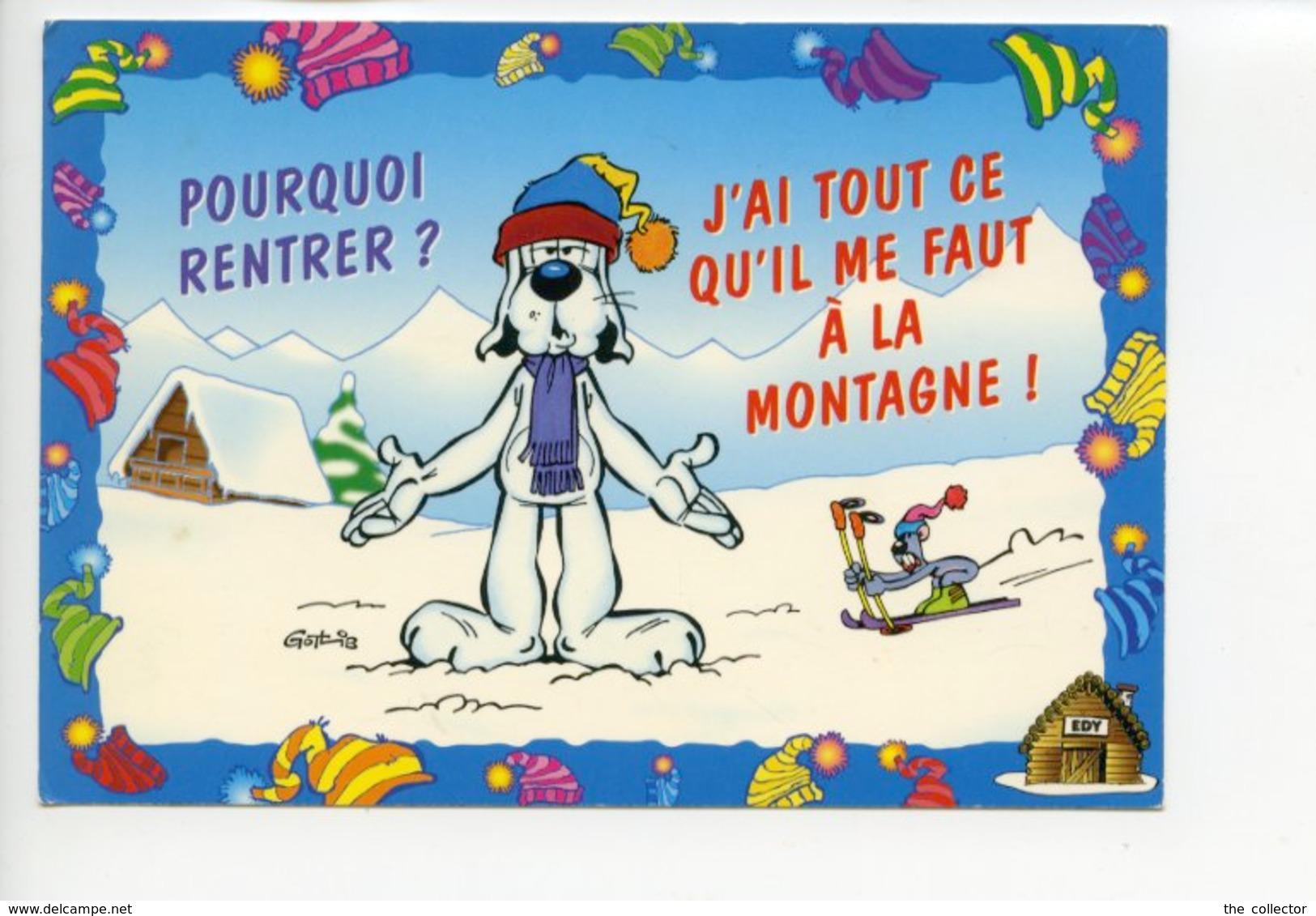 Piece Sur Le Theme De Gai Luron - Ecrite - Enfants