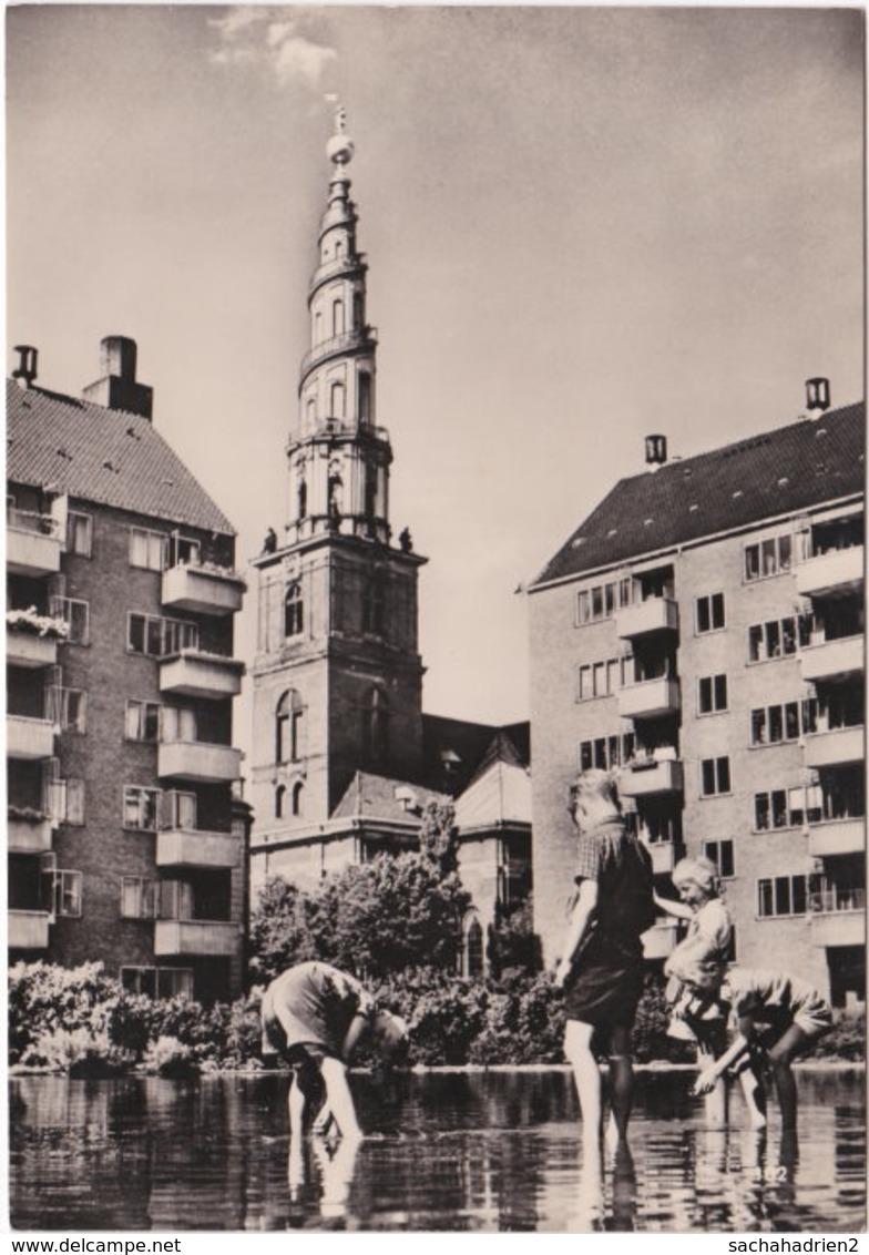 Gf. KOBENHAVN. Vor Frelser Kirke - Danemark