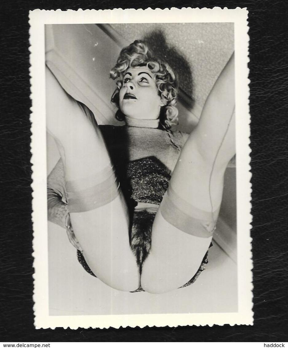 PHOTO DE NU ( 12 X 9 CM) - Nus Adultes (< 1960)
