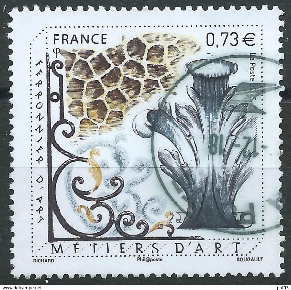 France/ 2017 / N° 5135  Ferronnier D'Art - France
