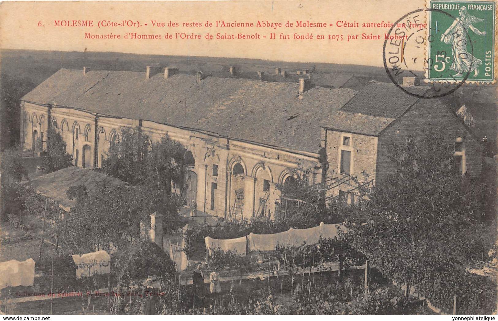 21 - Côte D' Or / 215819 - Molesme - Ancienne Abbaye - Autres Communes