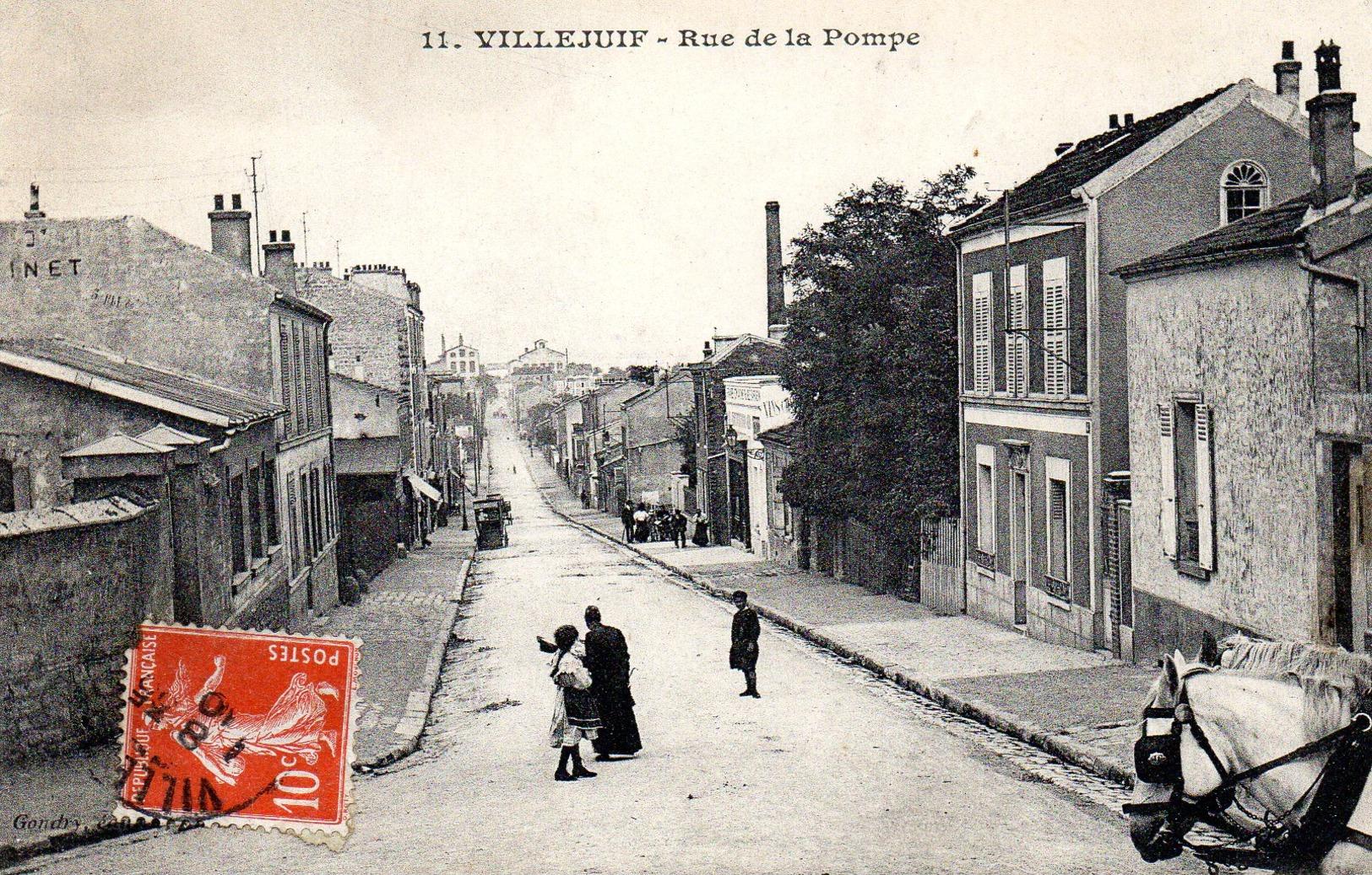 Villejuif Rue De La Pompe - Villejuif