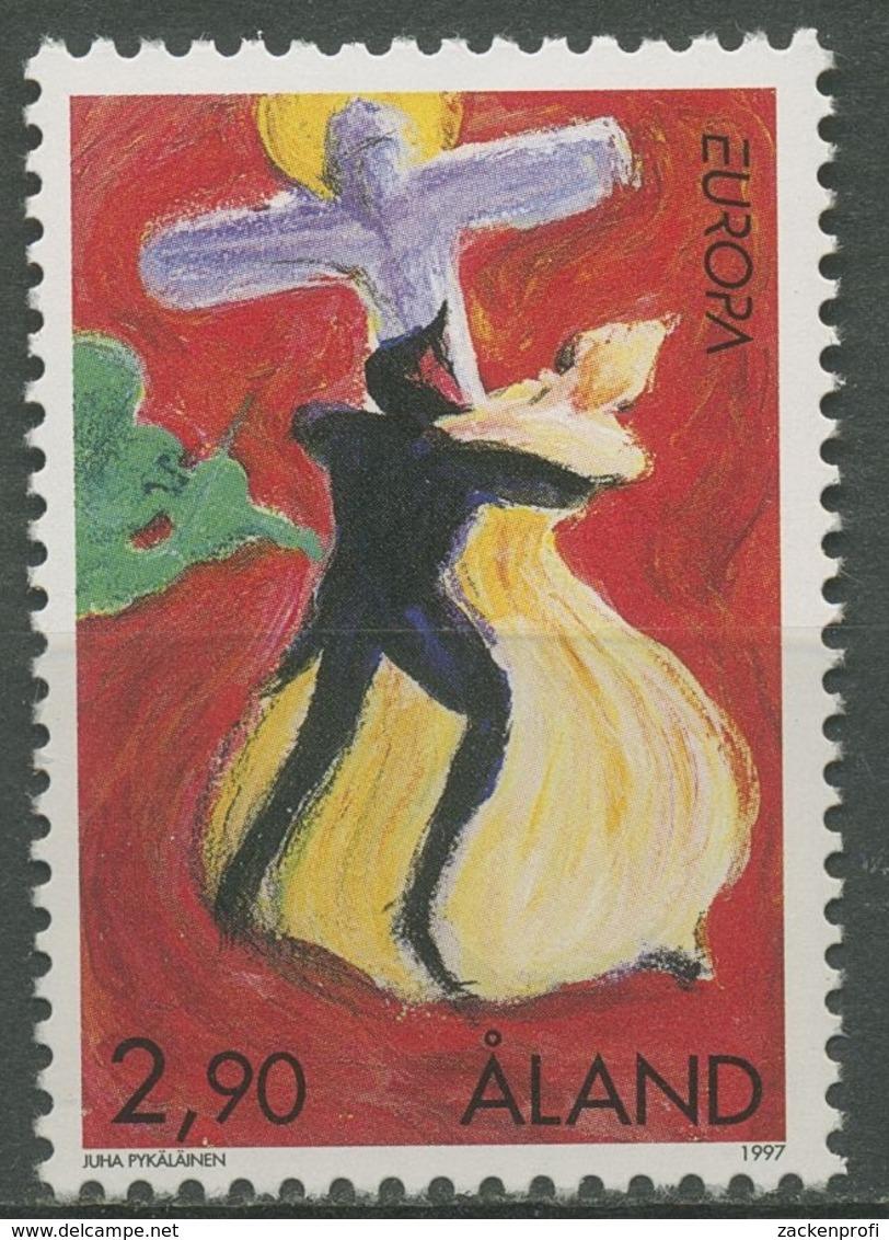Aland 1997 EUROPA CEPT: Sagen Und Legenden 128 Postfrisch - Ålandinseln