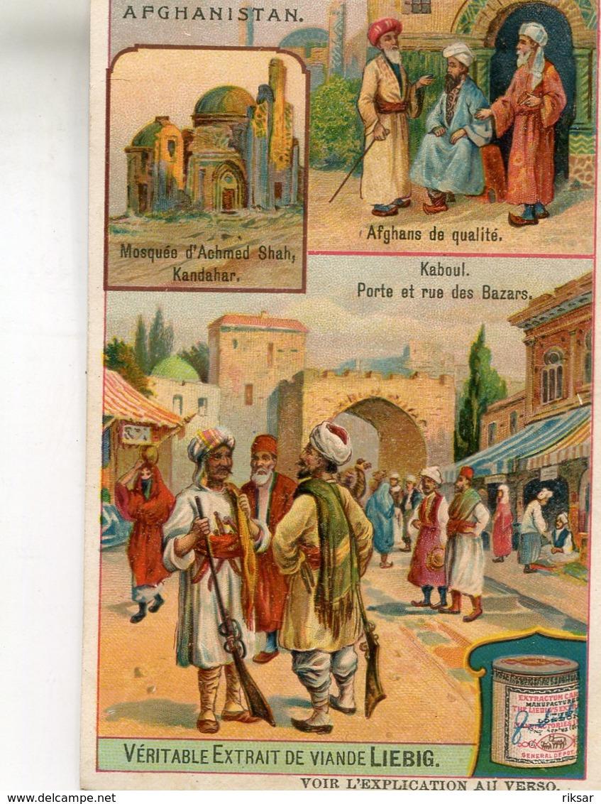 AFGHANISTAN(CHROMO LIEBIG) - Afghanistan