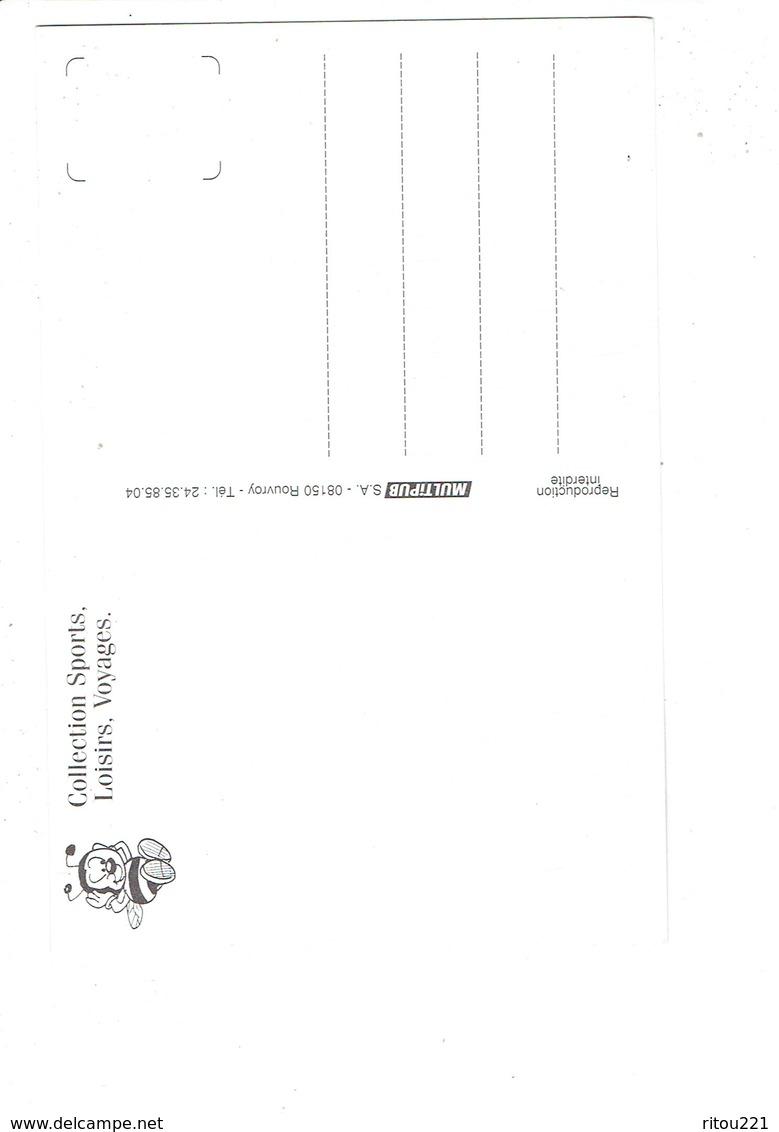 CP Collection Sports Loisirs Voyages SPORTIF Hand-ball Ballon Réveil Joueur But MULTIPUB Illustration - Cartes Postales
