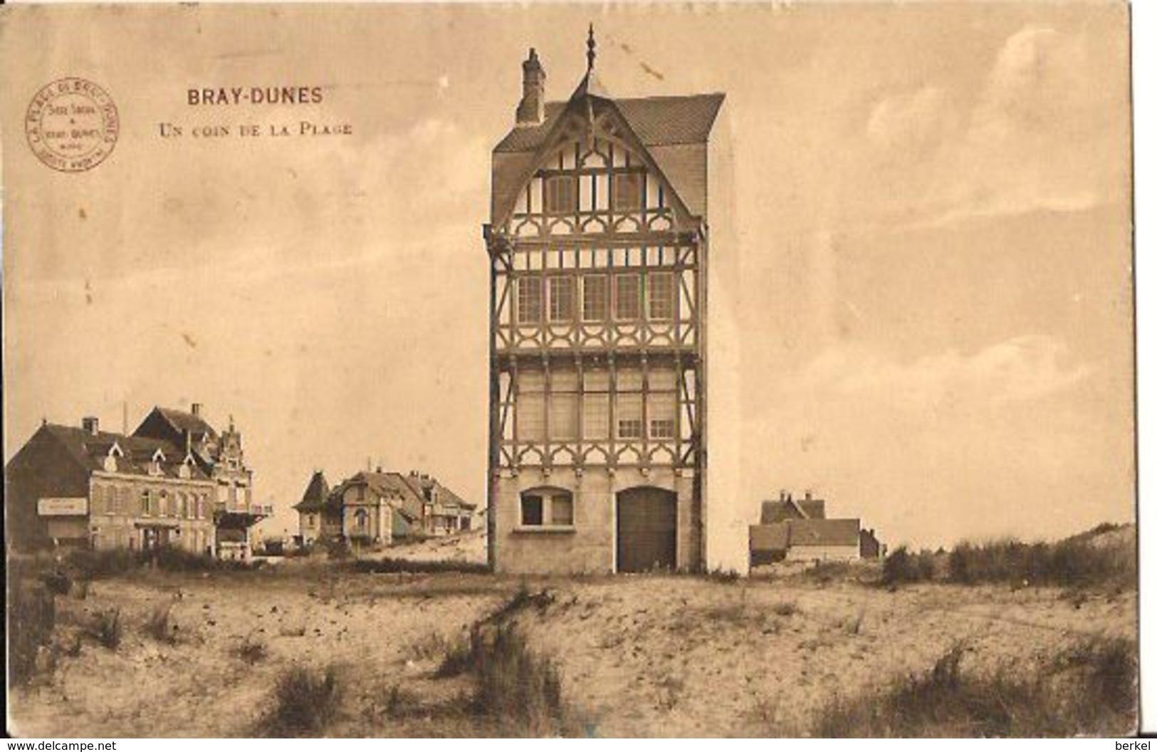 BRAY-DUNES  UN COIN DE LA PLAGE 1318/ D2 - Sonstige Gemeinden