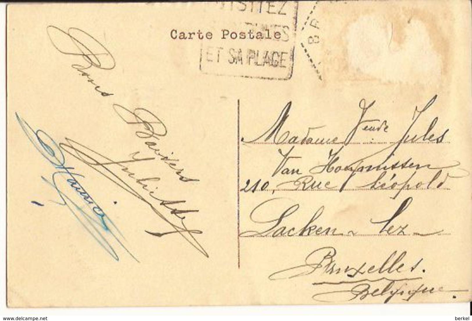 BRAY-DUNES  UN COIN DE LA PLAGE 1318/ D2 - France