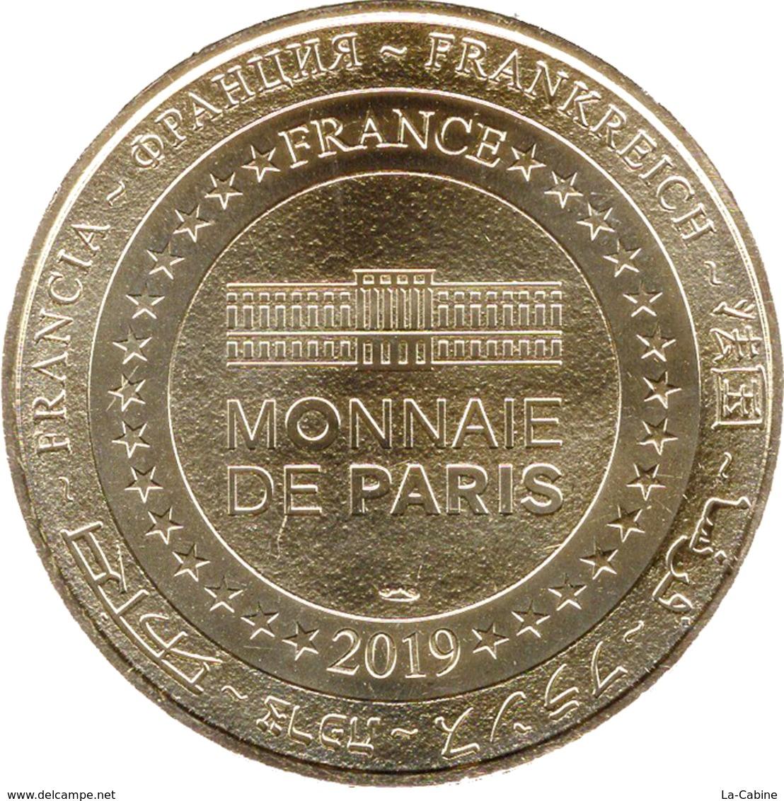 13 AUBAGNE LE PETIT MONDE DE MARCEL PAGNOL THÉRÈSE NEUVEU MÉDAILLE MONNAIE DE PARIS 2019 JETON TOKEN MEDALS COINS - 2019