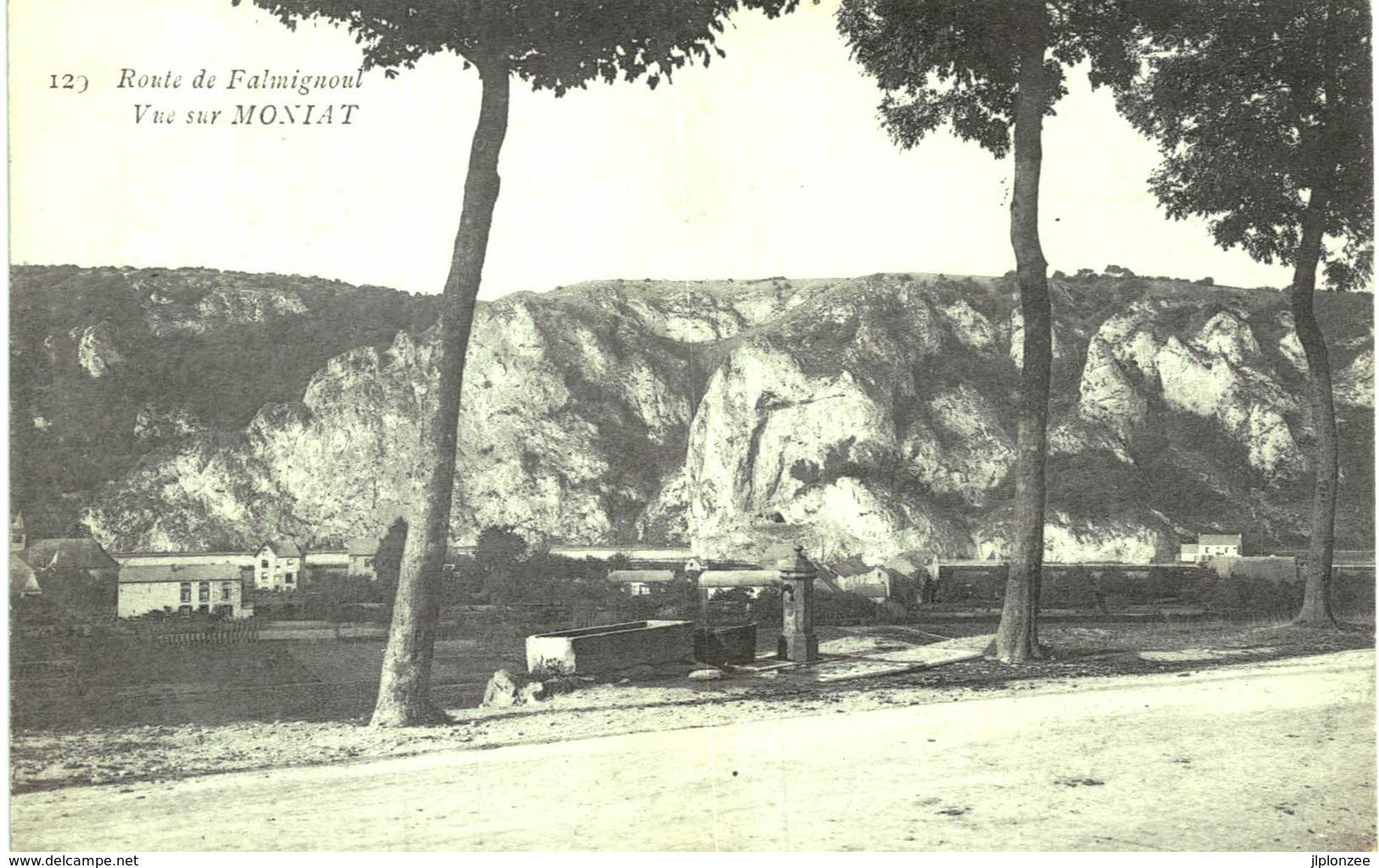 FALMIGNOUL Route Vue Sur Moniat. - Beauraing