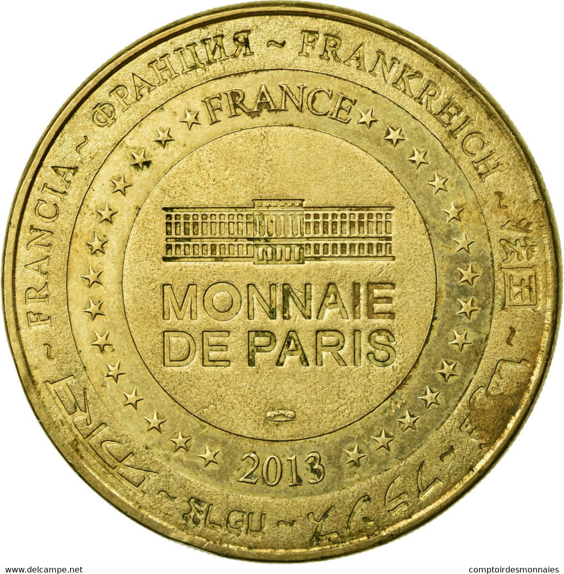 France, Jeton, Neufchef - Ecomusée Des Mines De Lorraine N°3 - Le Wagonnet - France