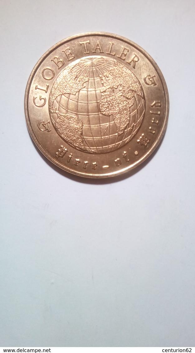 Globe Taler Stephansdom Wien + Stehans Groschen - Jetons & Médailles