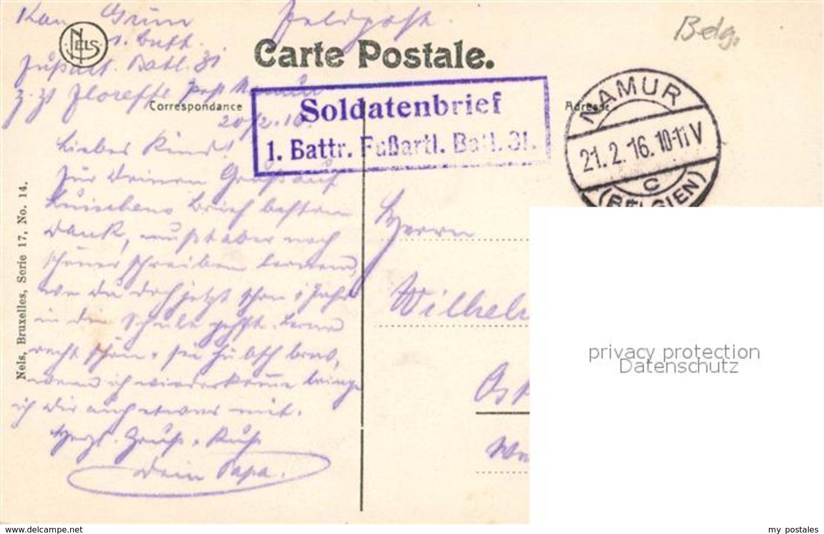 43499094 Floreffe Verger Du Seminaire Floreffe - Belgique