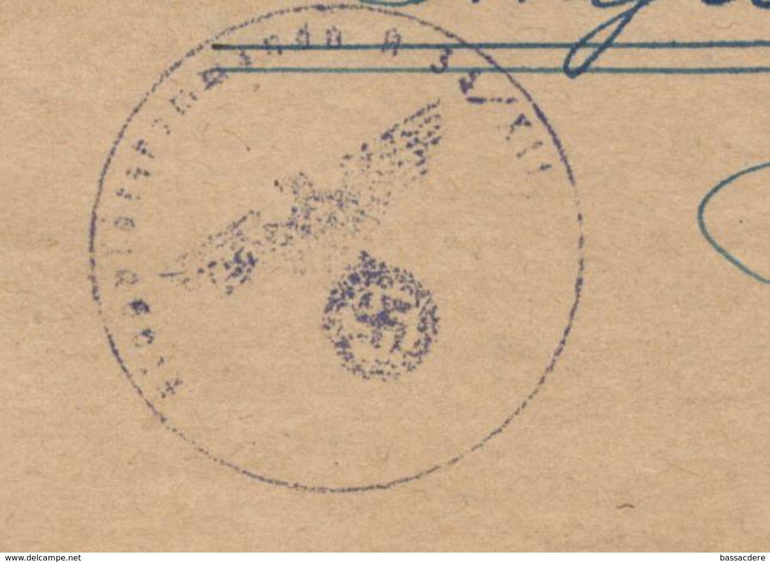 14332 - FLUGPLATZKOMMANDO W 34 / XII - Allemagne
