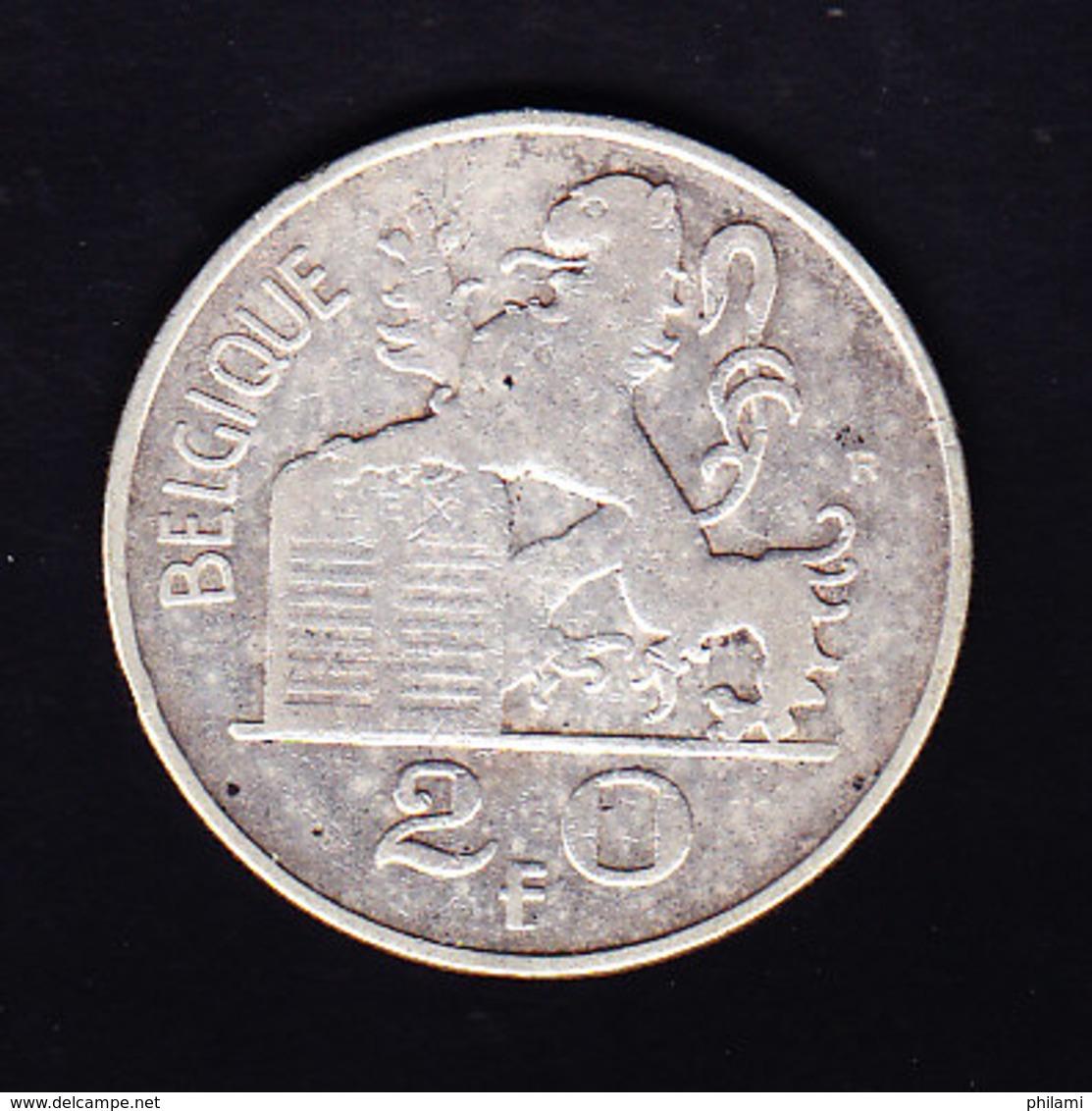 BELGIUM Cat Morin 547 SUP-,  (B280) - 1951-1993: Baudouin I
