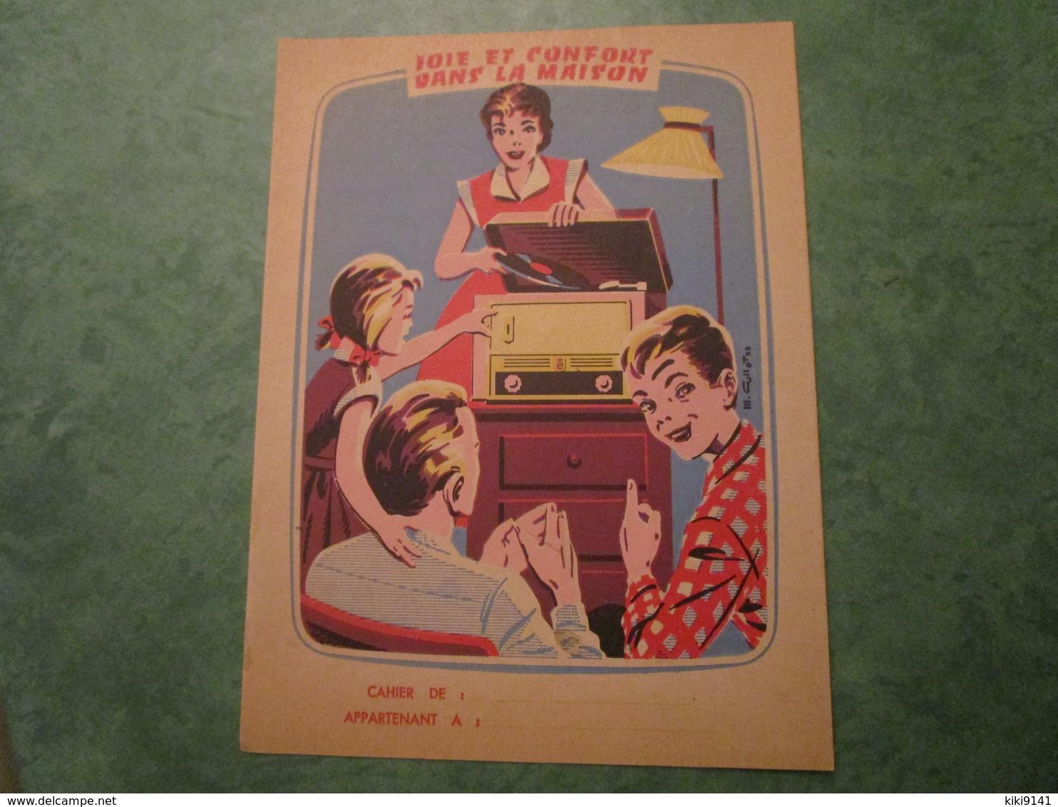 PHILIPS - Joie Et Confort Dans La Maison - Protège-cahiers