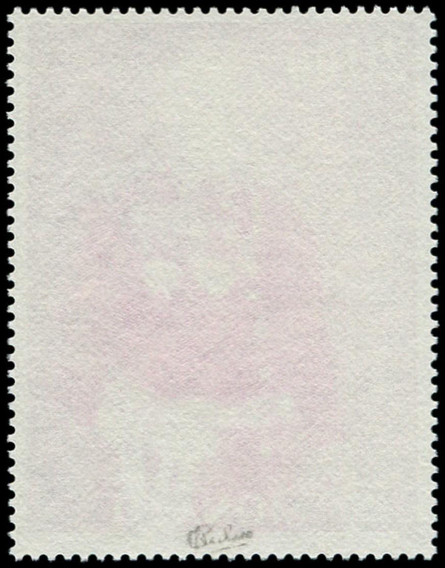 ** MONACO - Poste - 1682a, Erreur De Couleur Brun-gris, Signé Calves: 20f. Rainier - Ohne Zuordnung