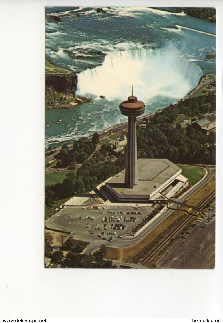 Piece Sur Le Theme De Canada - Skylon Tower Et Pavilion - Skylon Park - Niagara Falls - Canada