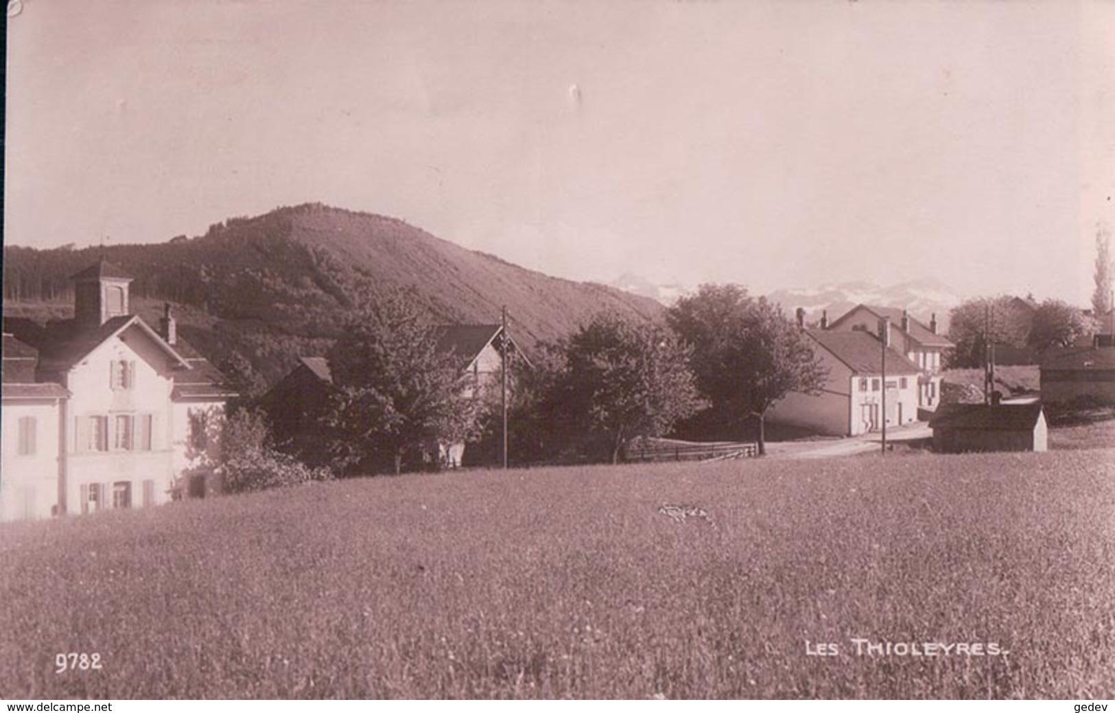 Les Thioleyres VD Commune D'Oron (9782) - VD Vaud