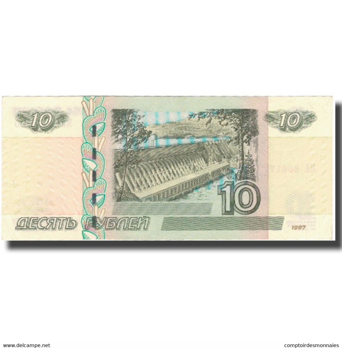 Billet, Russie, 10 Rubles, 1997, 1997, KM:268a, SUP+ - Russie