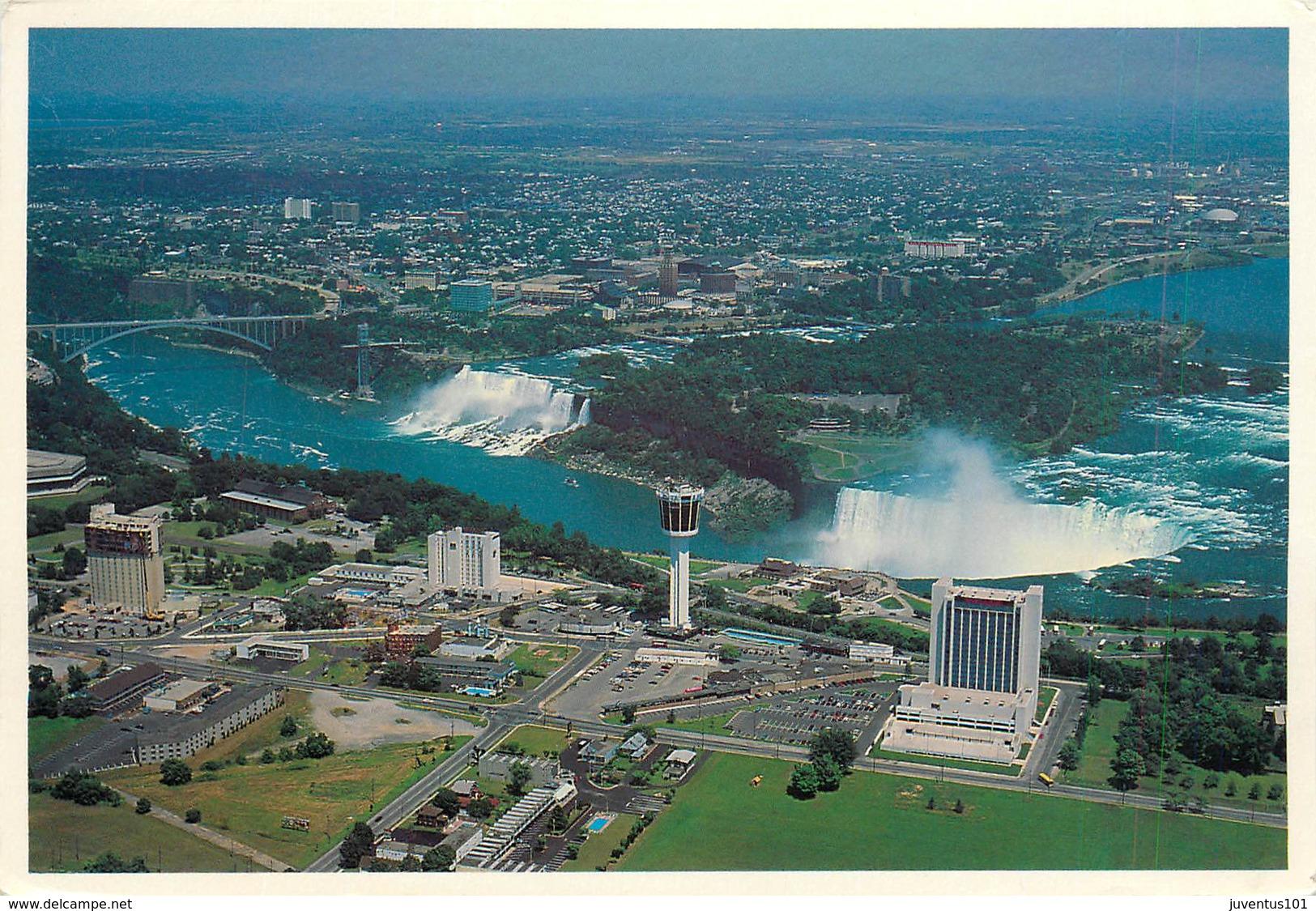 CPSM Niagara Falls                     L2789 - Chutes Du Niagara