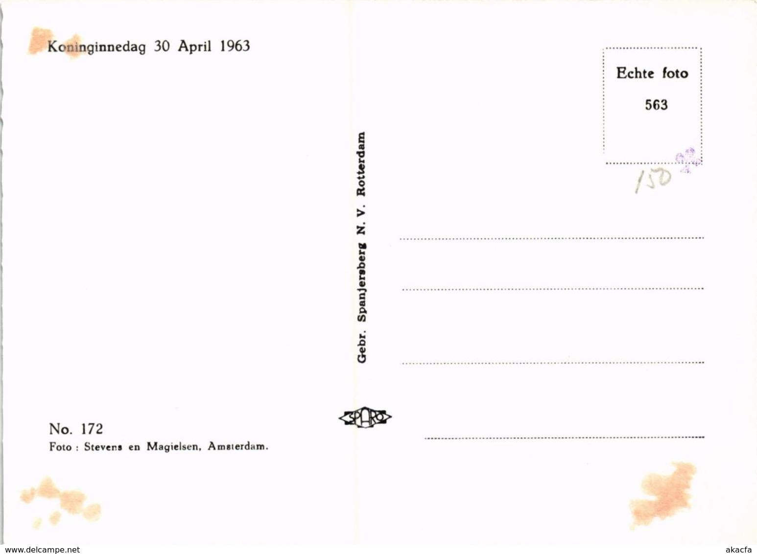 CPM La Famille Royale DUTCH ROYALTY (820887) - Familles Royales