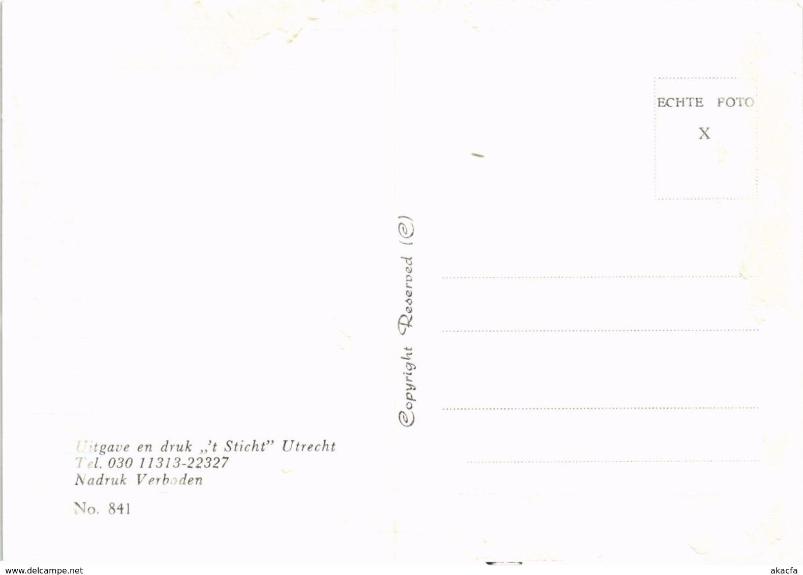 CPM HKH Prinses Beatrix En ZKH Prins Claus DUTCH ROYALTY (820958) - Familles Royales