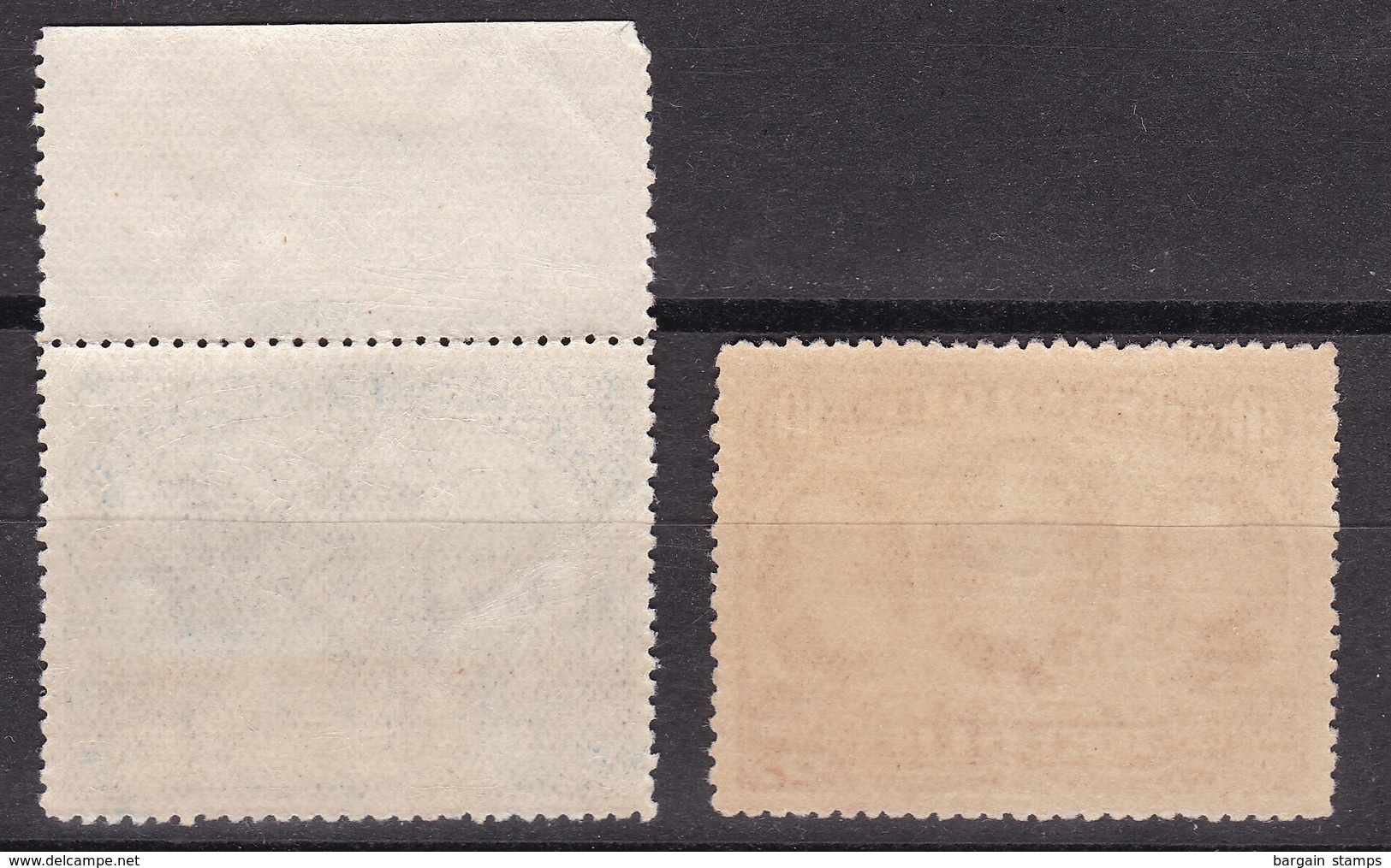 Belgique - COB 148 - 149 Sans Trace De Charnière - Cote ~60€ - 1915-1920 Albert I